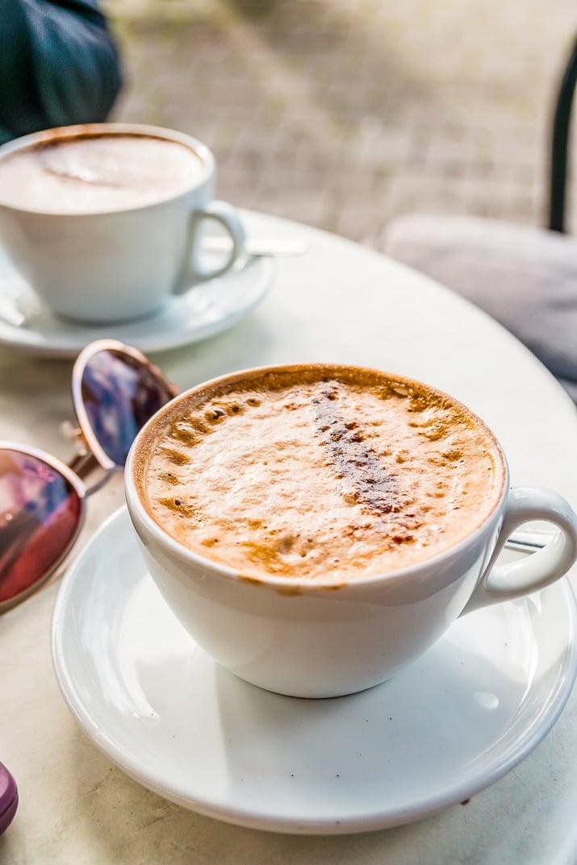 Lir Cafe Mocha and Hot Chocolate in Killarney Ireland