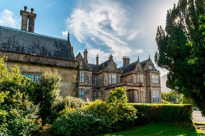 Muckross House in Killarney Ireland