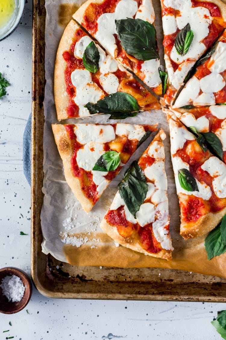 Make Margherita Pizza at Home with Pillsbury's Best Pizza Dough