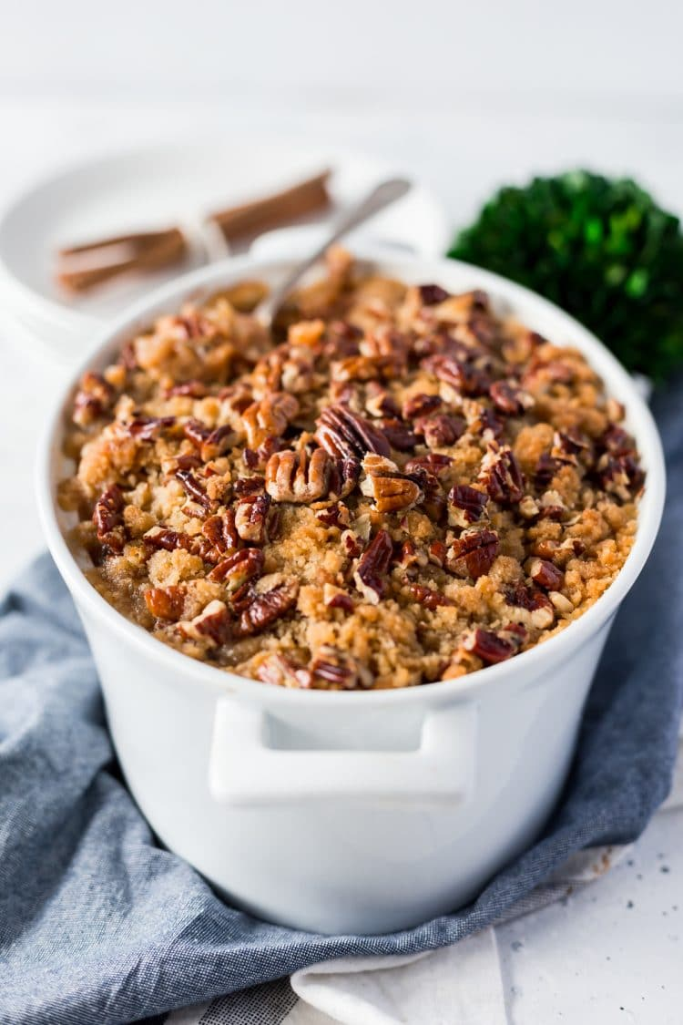 Sweet Potato Casserole Side Dish Recipe