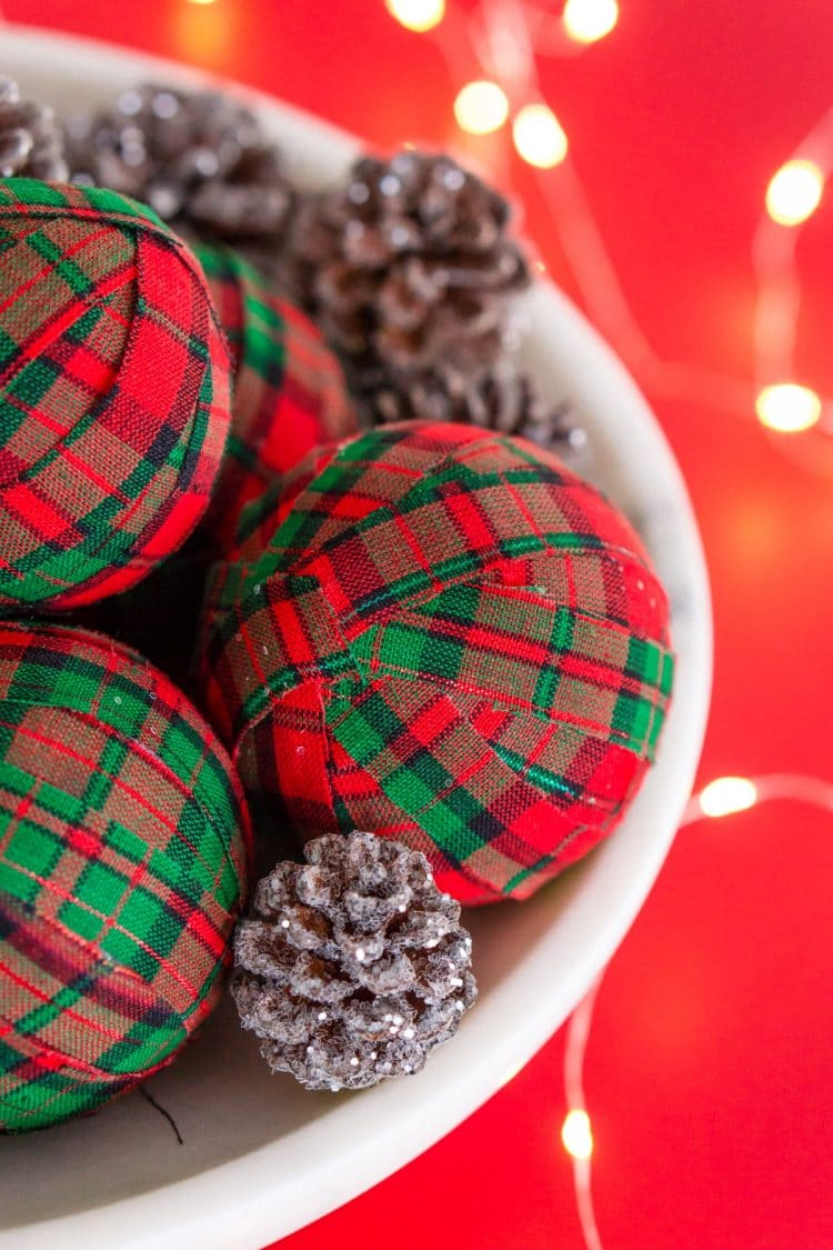 How to Make DIY Holiday Rag Balls