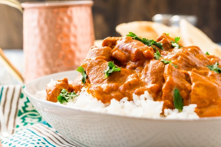 Easy and quick chicken tikka masala recipe