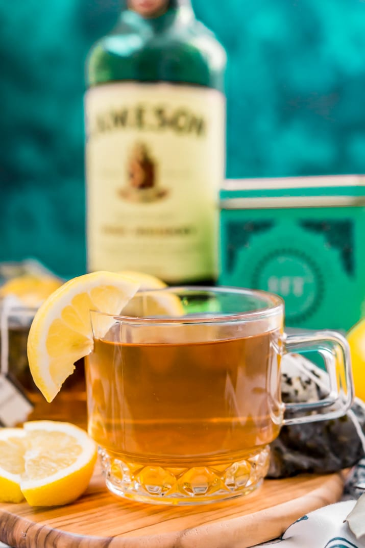 This Hot Toddy recipe is a cold remedy you can mix up at home with simple