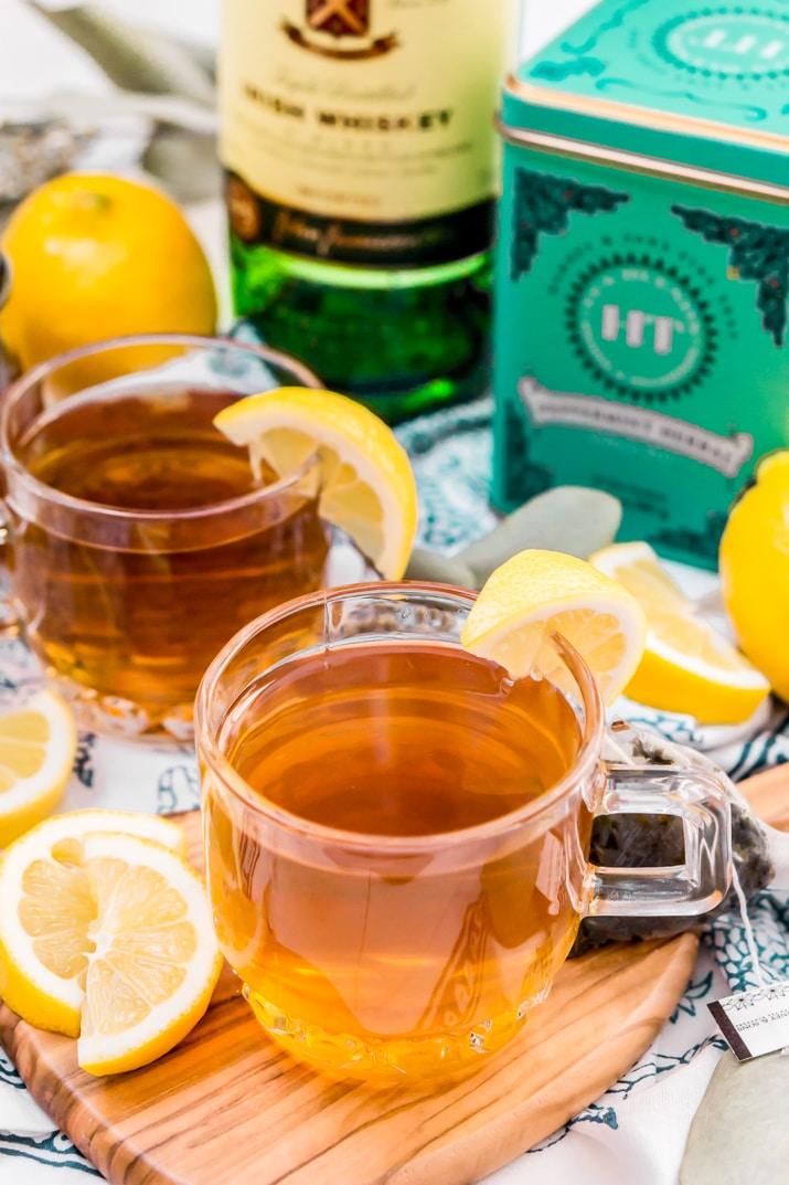 Hot Toddy Cold Remedy Recipe