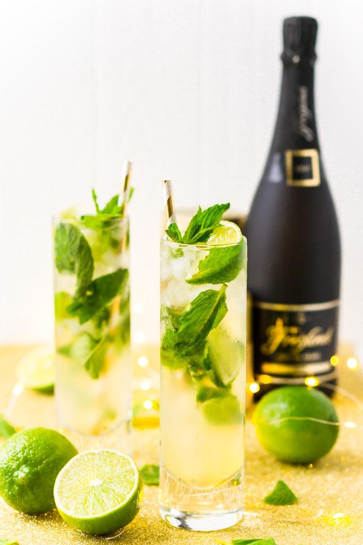 Champagne Mojito Recipe