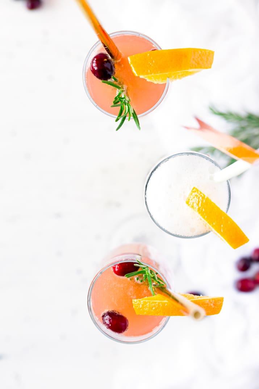 Christmas Mimosa Recipe