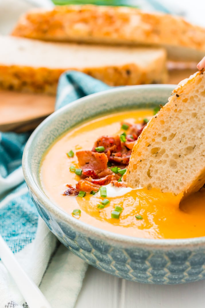 Delicious Sweet Potato Soup Recipe