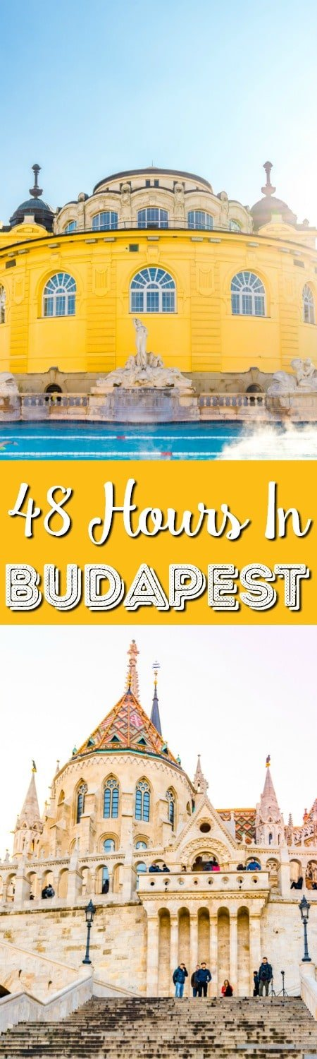 Budapest is a magical, budget-friendly, and exciting with a little something for everyone in Central Europe! Soak in the mineral baths, grab a bowl of goulash, and float along the Danube River to take in everything this amazing city in Hungary has to offer!