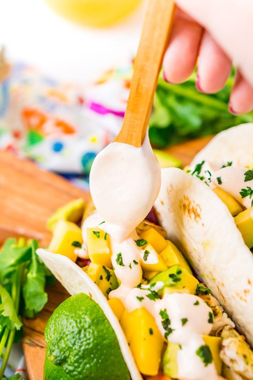 How To Make Fish Taco Sauce
