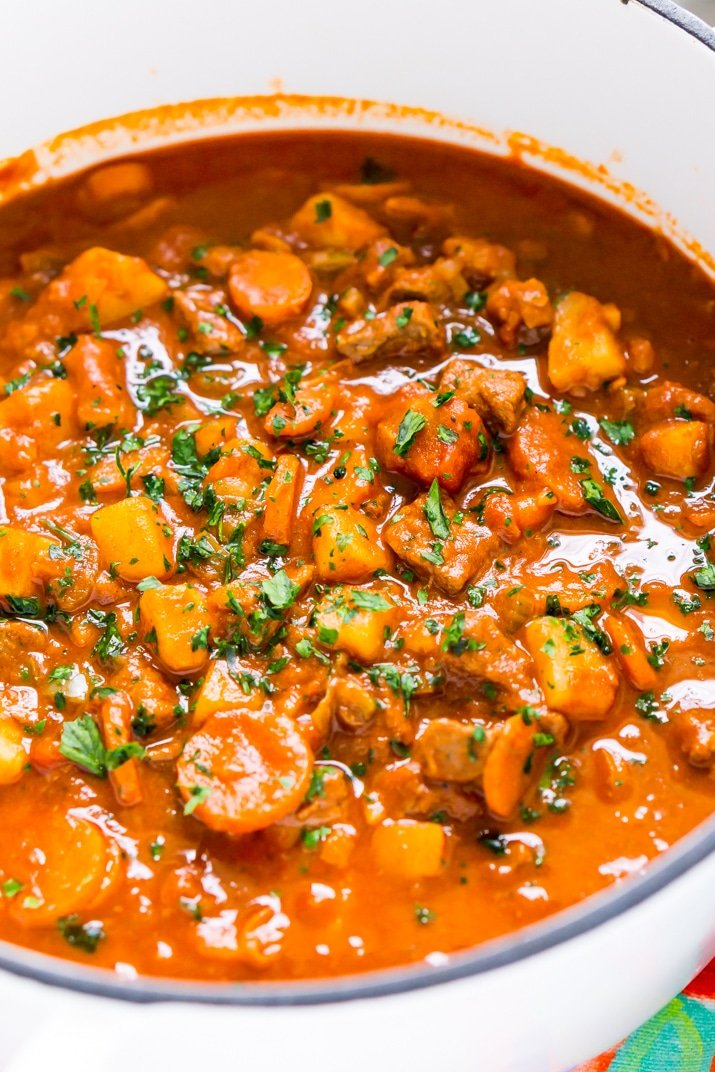 Hearty Hungarian Goulash Recipe Sugar And Soul