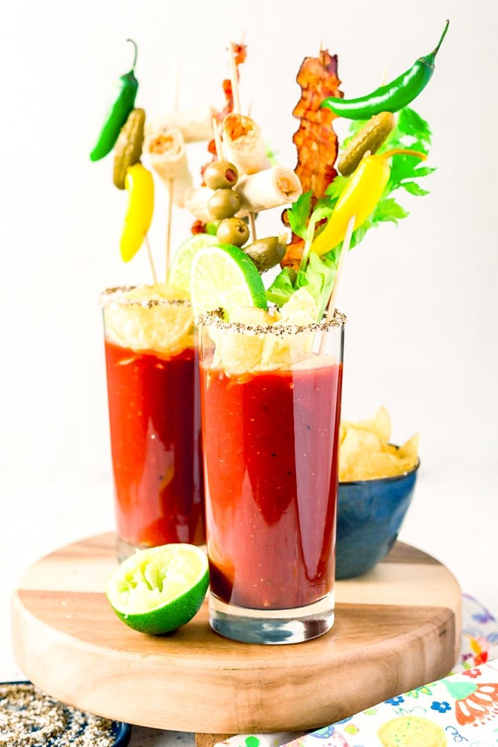 Best Bloody Mary Recipe for Brunch