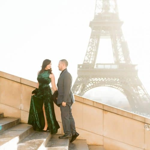 Tips for Booking a Paris Photo Shoot