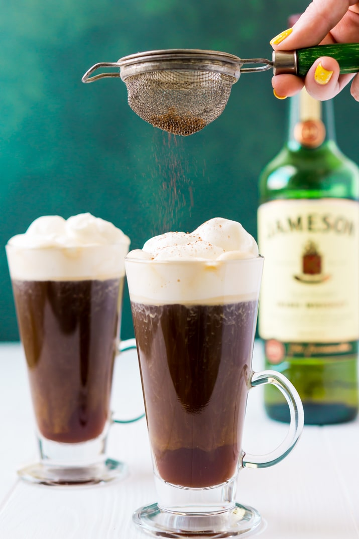 Homemade Irish Coffee Recipe