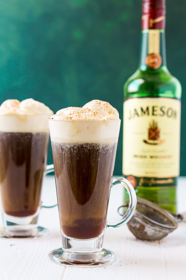 The Best Irish Coffee Recipe for St. Patrick's Day
