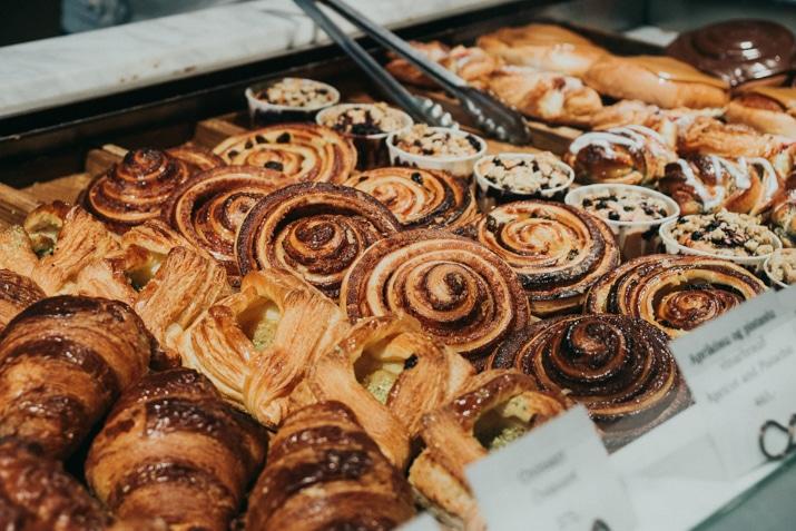 Sandholt Bakery in Iceland