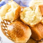 Once you've had this Homemade Brioche, you'll never want another store-bought slice of bread! Buttery and rich, this recipe can be formed into a loaf or rolls and makes killer French toast.