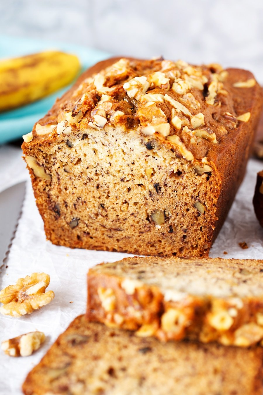 bread banana starbucks recipe copycat butter caribbean delicious bananas sweet walnuts comfort soul sugar always there college