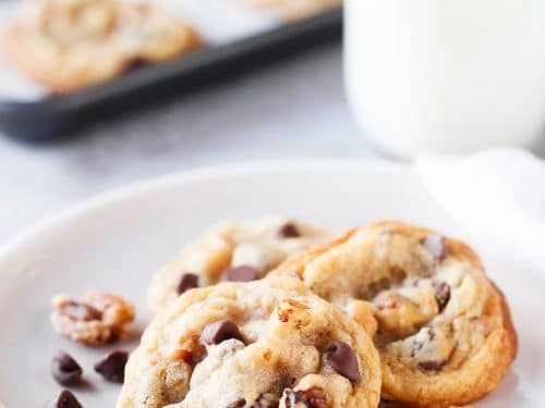 Best Ever Toll House Cookie Recipe Sugar Soul