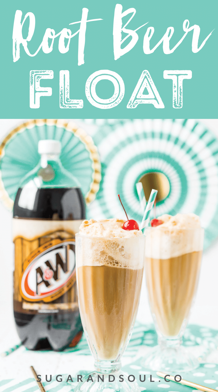 Everyone loves a good A&W® Root Beer Float - a classic and fun drink recipe made with bubbly root beer, creamy vanilla ice cream, and a few other ingredients that takes it over the top! Here's how to make the absolute BEST one!