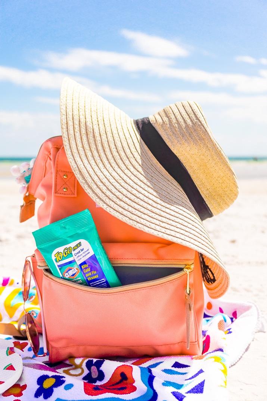 Sugar Beach Travel Bag