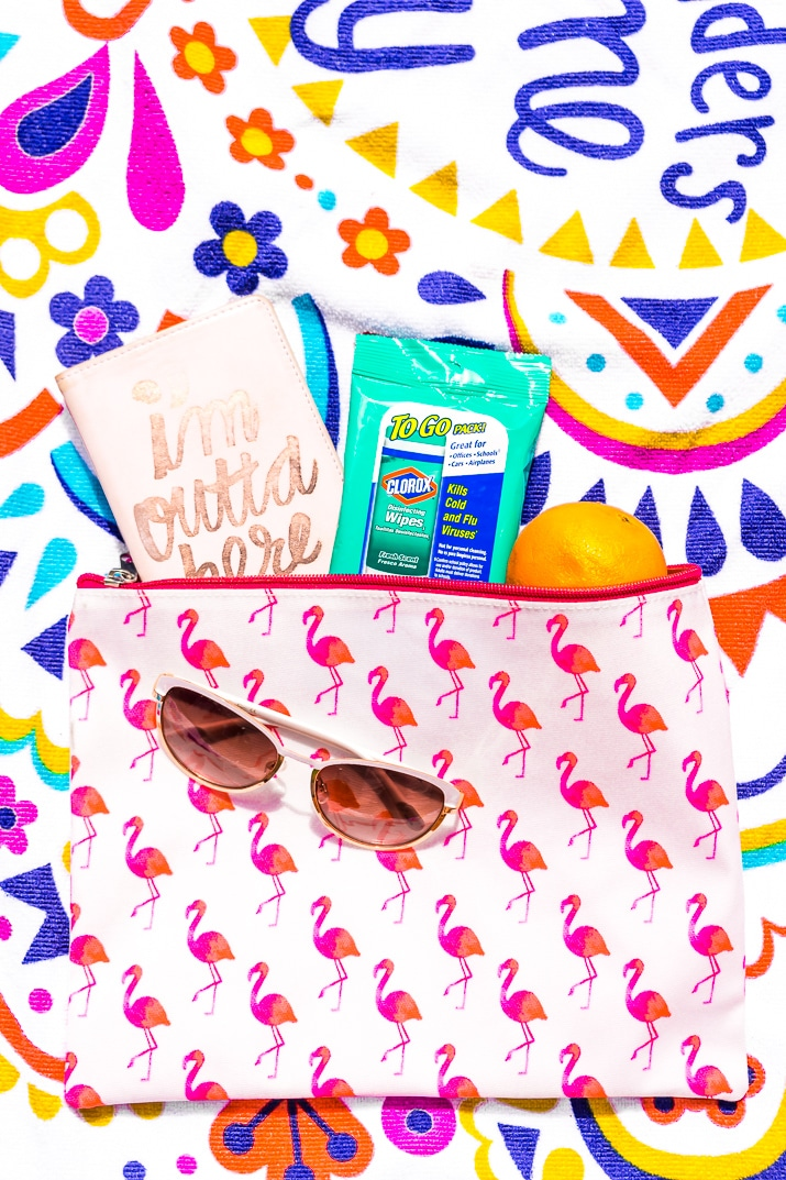 6 Reasons to Pack Clorox To Go Wipes