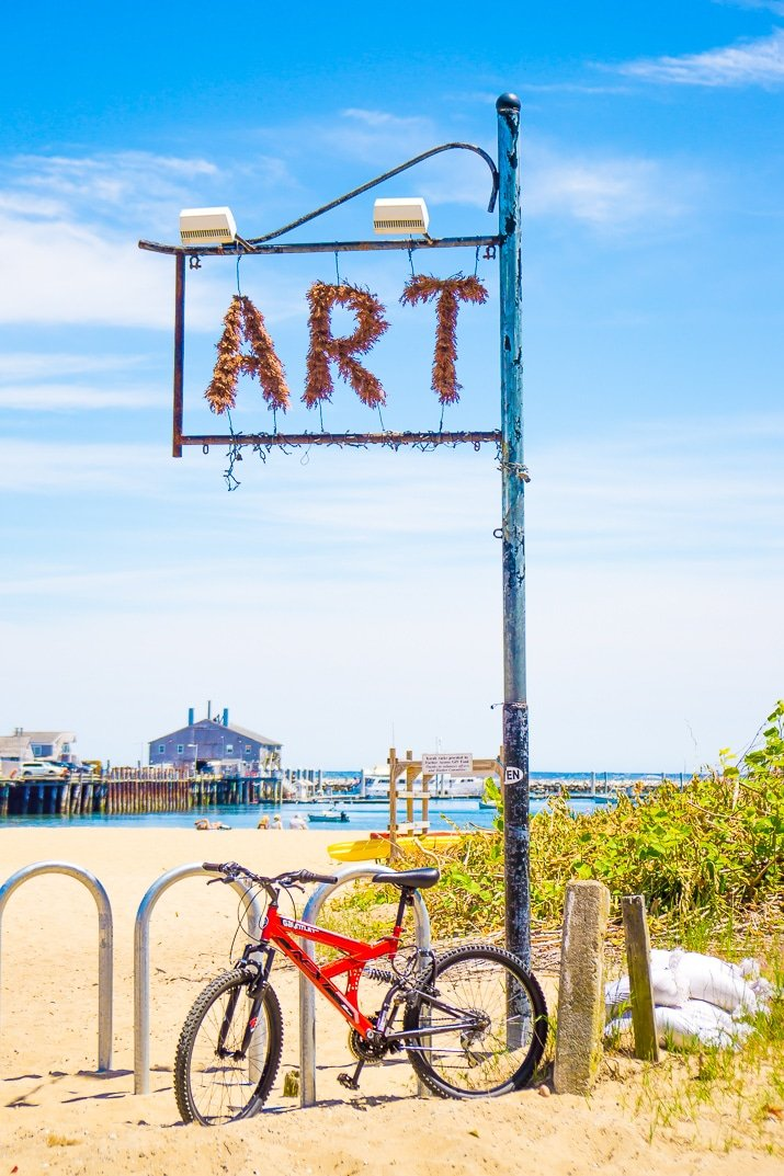 Looking for a summer getaway in New England that's lively, loaded with great restaurants, and steps from the beach? Provincetown, MA, nestled at the tip of Cape Cod is the place to go!