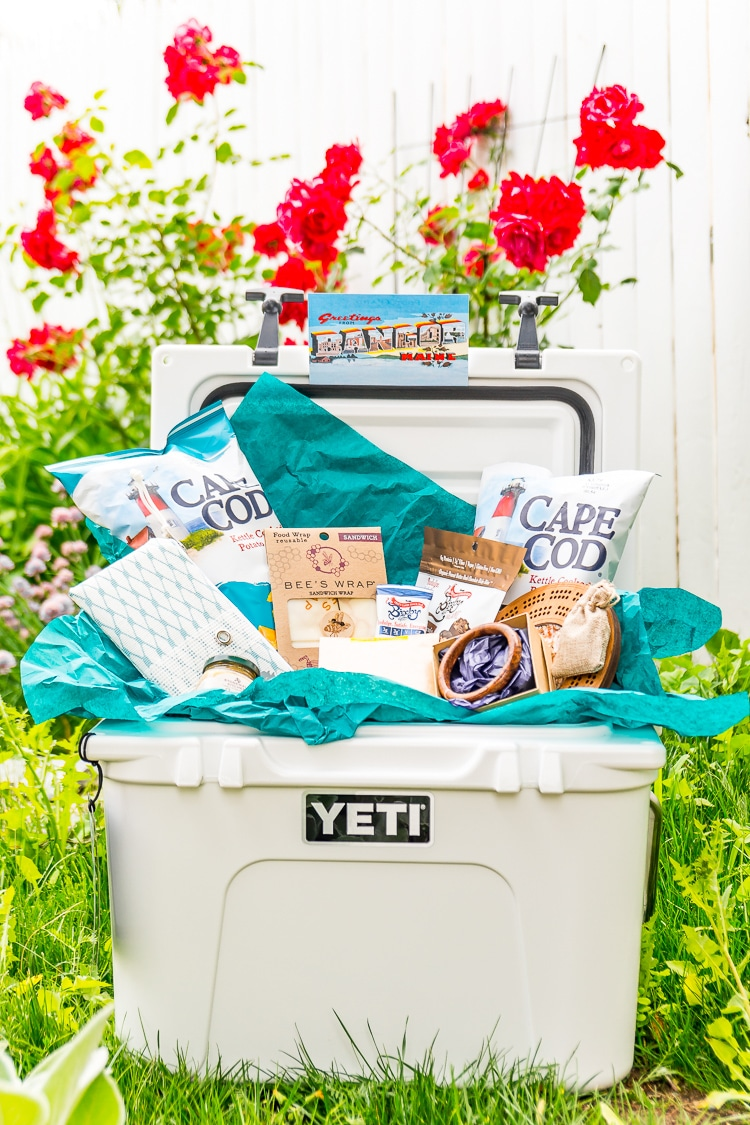 Yeti Cooler Giveaway - This Club Sandwich Recipe is an easy and classic sandwich made with hickory smoked turkey breast, Swiss cheese, thick-cut bacon, lettuce, tomato, and mayonnaise.