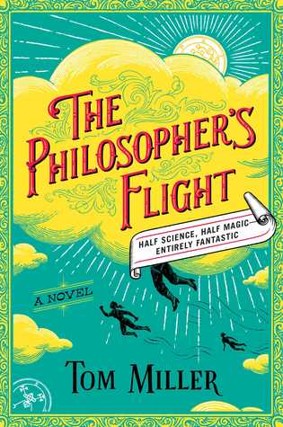 The Philosopher's Flight - Looking for a good book to read this summer? Check out these 18 Books on my Summer Reading List for recommended inspiration! From Self Help and Young Adult to Fantasy and Mystery, there's plenty to keep you entertained!