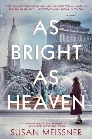 As Bright As Heaven - Looking for a good book to read this summer? Check out these 18 Books on my Summer Reading List for recommended inspiration! From Self Help and Young Adult to Fantasy and Mystery, there's plenty to keep you entertained!