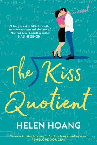 The Kiss Quotient - Looking for a good book to read this summer? Check out these 18 Books on my Summer Reading List for recommended inspiration! From Self Help and Young Adult to Fantasy and Mystery, there's plenty to keep you entertained!