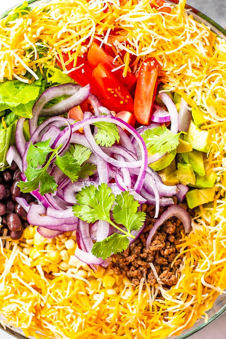 How To Make The Best Taco Salad Recipe