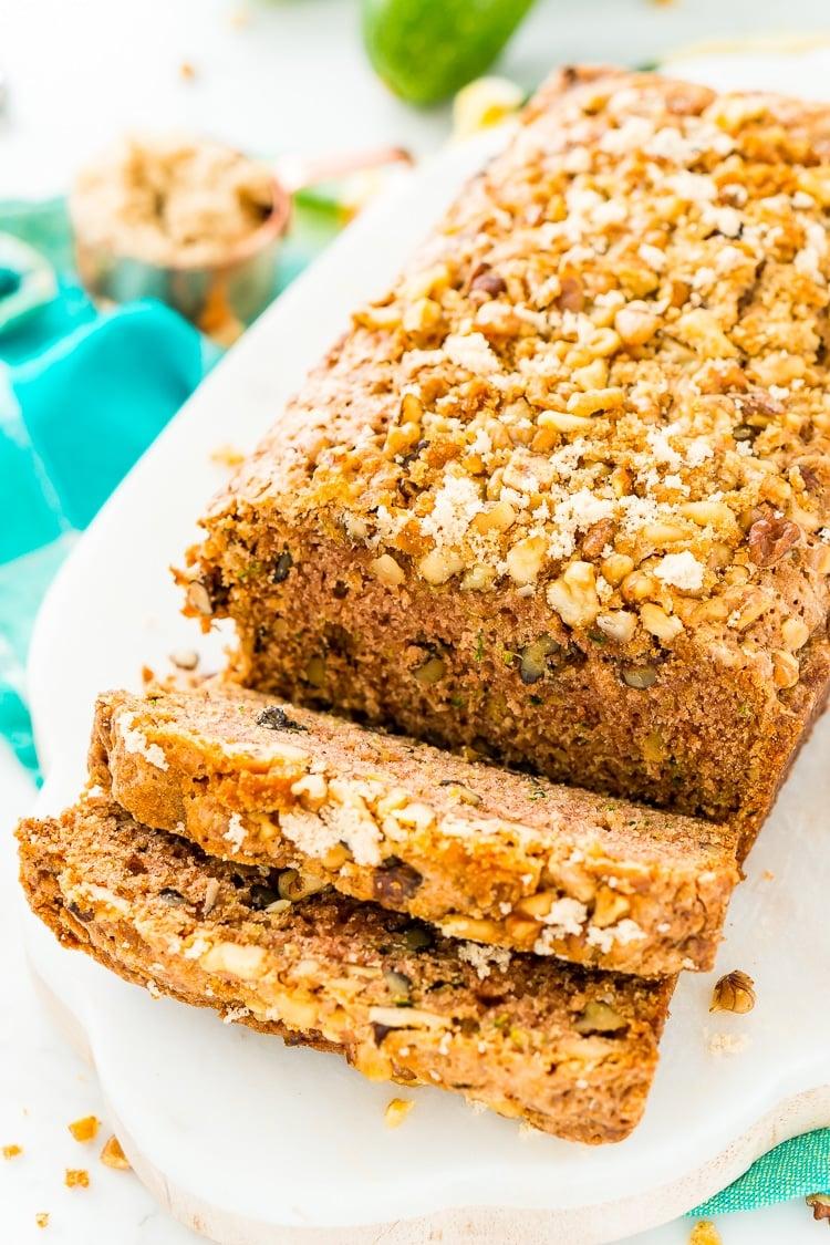 Best Zucchini Bread Classic Recipe Sugar And Soul