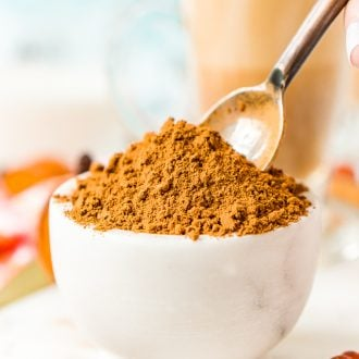 Pumpkin Pie Spice is easy to make at home with spices you already have on hand, it's the perfect way to add additional flavors to your favorite pumpkin recipes!