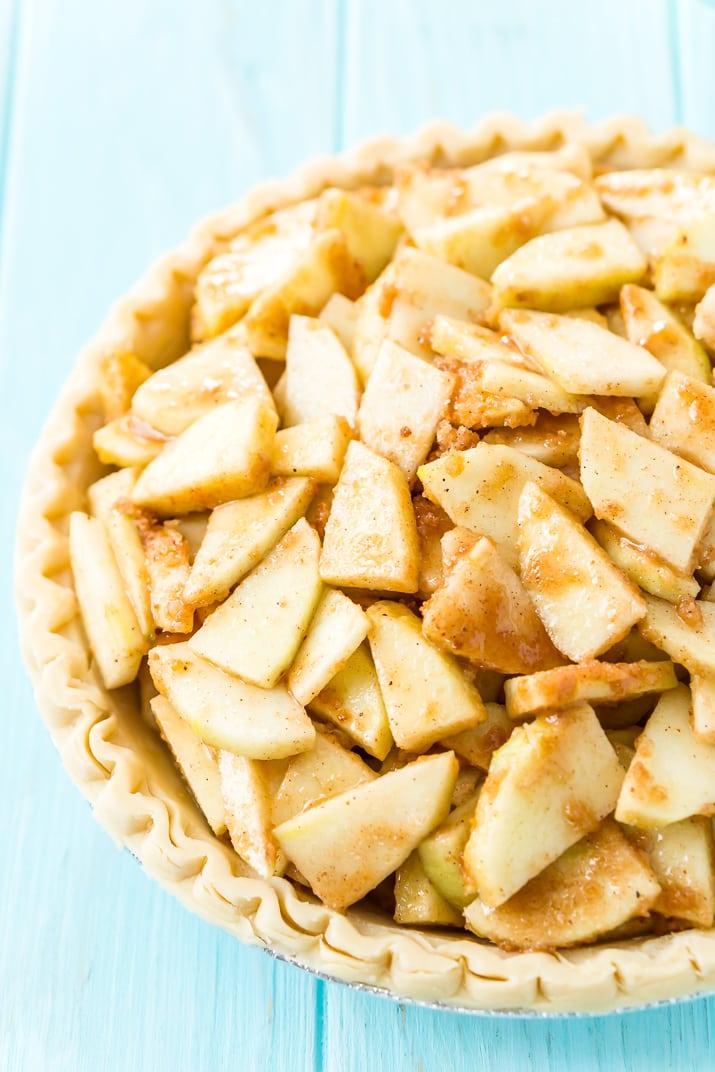 How To Make Dutch Apple Pie