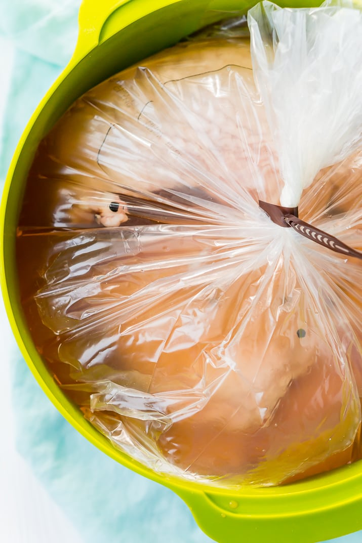 How to brine a turkey breast