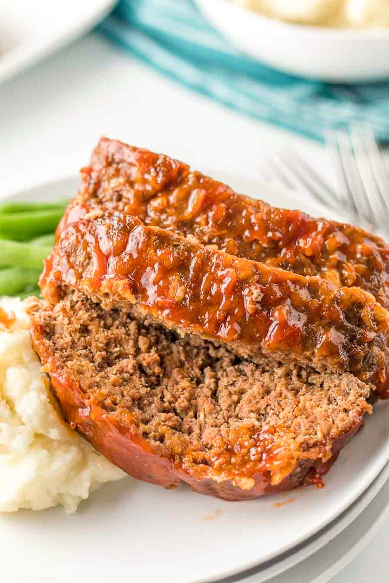Best Ever Meatloaf Gluten Free Sugar Soul Co