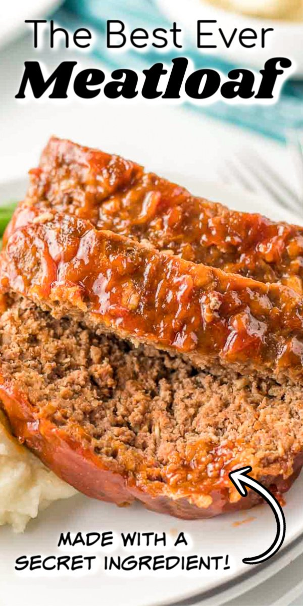 Classic Meatloaf is a tried and true favorite, and you'll love having this easy recipe on hand. The sauce is made with ketchup, mustard, and brown sugar for sweet and savory flavors that are totally irresistible! via @sugarandsoulco