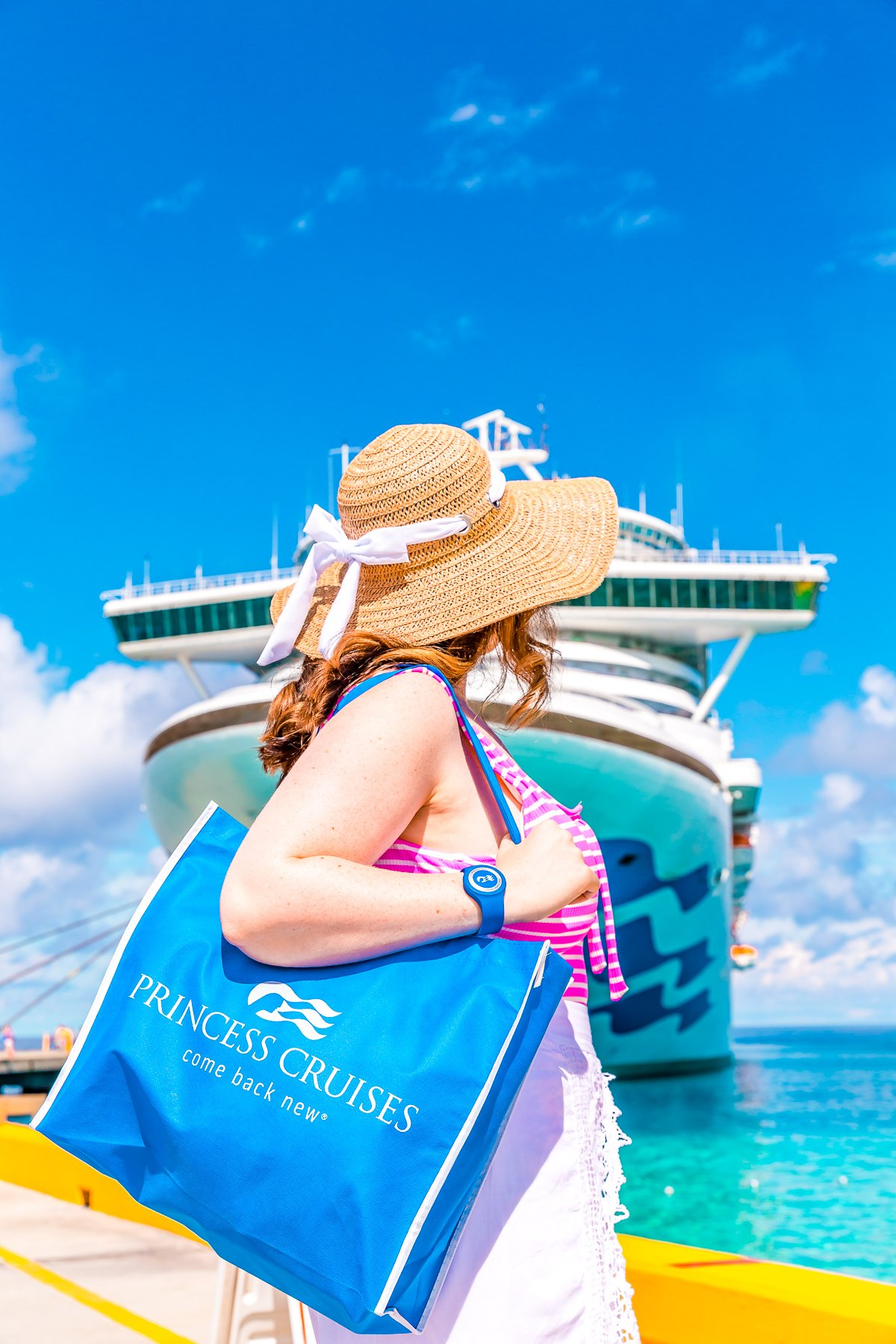 Princess Cruises has launched The MedallionClass™ Experience and the OceanMedallion™ provides cruisers with everything they need for an exceptional vacation!
