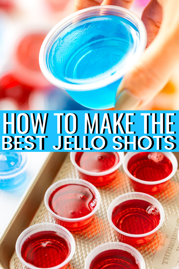 Jello Shots are a fun and easy fruity cocktail shot made with Jell-O or gelatin and alcohol! This is the Ultimate Guide for How To Make Jello Shots where I'll share tips, ideas, and some of my favorite recipes for your next party! via @sugarandsoulco