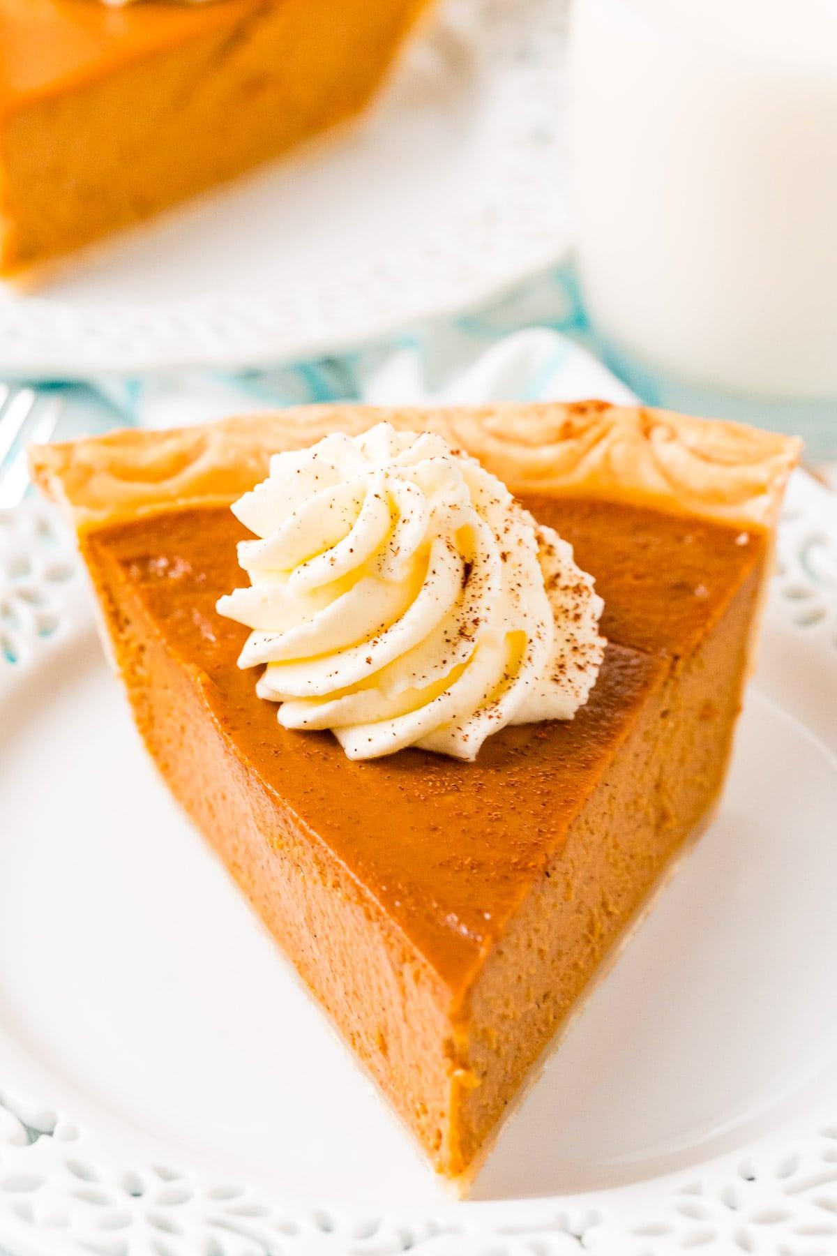 Pumpkin Pie Recipe Sugar And Soul